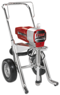 Titan Performance Series 1150e spray equipment