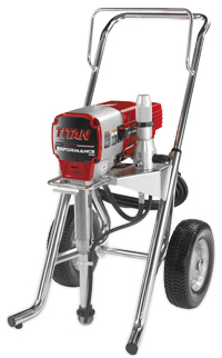Titan Performance Series 850e spray equipment