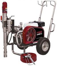 Hvlp Titan Speeflo Gray Campling Ltd Spray Guns Airless